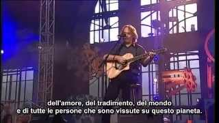 Jaromír Nohavica - Kometa (sottotitoli in italiano)