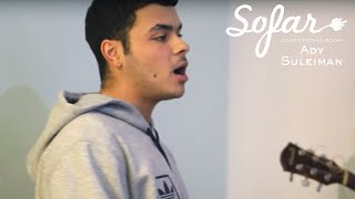 Ady Suleiman - So Lost | Sofar Nottingham