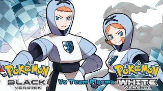 Pokemon Black/White - Battle! Team Plasma Music (HQ)