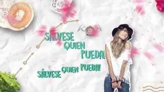 Debi Nova - Cupido (ft. Ce'Cile) (Lyric Video #1)
