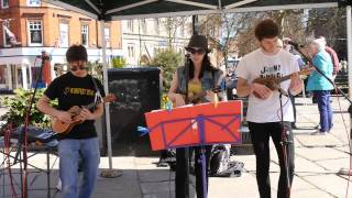 Stray Cat Strut - Muckers Cover - Nantwich Town Square