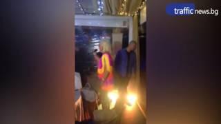 Частно парти с Лепа Брена, Цеца и Горан Брегович
