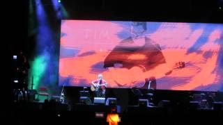 TIM (Voz e Guitarra)@ Terreiro do Paço (Por quem não esqueci)3-7-15 MVI 3922
