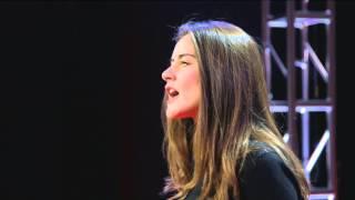 Why I live a zero waste life | Lauren Singer | TEDxTeen width=