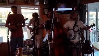West King String Band's Psycho Killer Cover