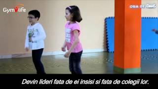 Ora de dans- Beneficiile dansului la copii- ep.4