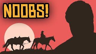 Die noobigste Red Dead Online Gang