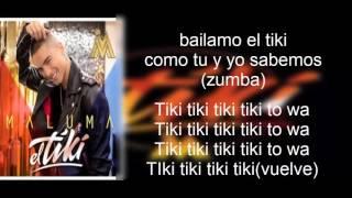 Maluma- Tiki (Letra)