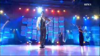 Eurovision 2009 Winner Norway Alexander Rybak Fairytale Live