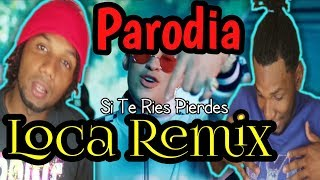 Loca (Remix) *Parodia* khea Ft. Bad Bunny, Duki, Cazzu *Ets Daniel*