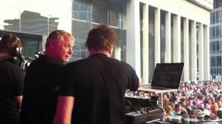 DJ Saint @ Zodiak Commune - Kennedyplein 2011