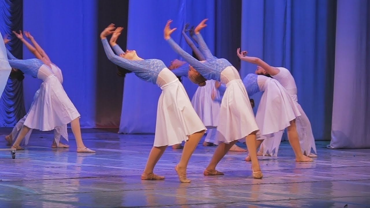 Выступления клуба «Дуэт» на международном фестивале Синяя роза
