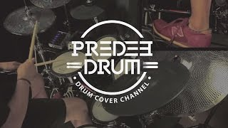 The Ghost of You - My Chemical Romance (Electric Drum Cover)   PredeeDrum
