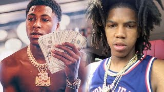 NBA Youngboy accused of being involved in Gee Money incident by fans of gee money