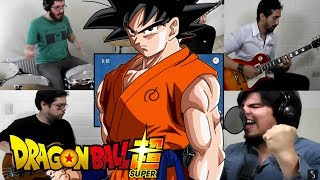 Dragon Ball Super - Chozetsu Dynamic (Opening 1) (Inheres Cover)