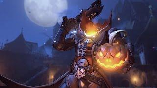 Overwatch Halloween dubstep