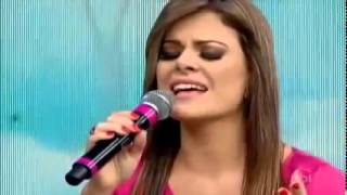 Ana Paula Valadão Diante do Trono canta ESPERANÇA à capela no Prma RAUL GIL SBT