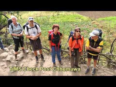 Trekking Tour Nepal Teil 1