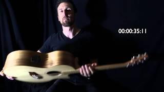 Cole Clark Angel 2 ECO Bunya Blackwood - 60 Second Review