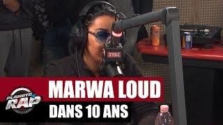 Marwa Loud - Dans 10 ans #PlanèteRap