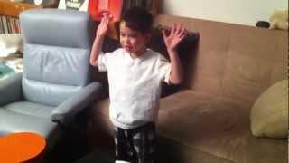 Tyler Plastikman Dance