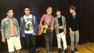 "IM5 Performs a Cover of ""How to Love""!"