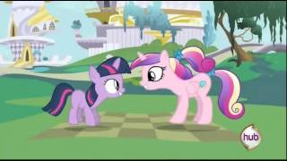 MLP FiM: Twilight's Flashback About Cadence