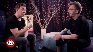 Interviu exclusiv Kiss FM cu Hardwell