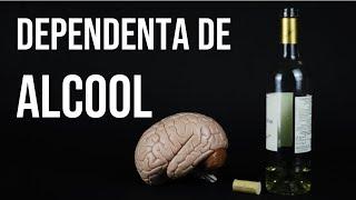 Dependenta de alcool (alcoolismul)