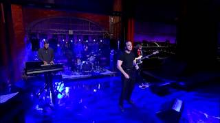 Future Islands - LYRICS - Seasons (Waiting On You) - LIVE on Late Show with David Letterman