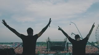 Axwell Ʌ Ingrosso - Sun Is Shining (W&W Remix)