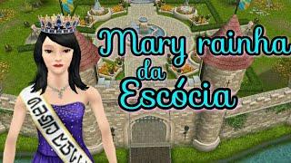 Mary rainha da Escócia The Sims Freeplay