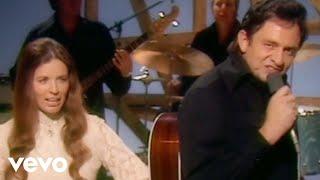 Johnny Cash, June Carter Cash - Darlin' Companion(Live in Denmark)