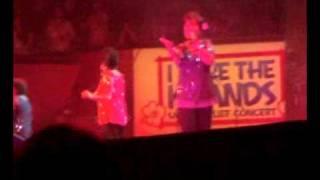 I Love the Islands - Wellington Samoa Relief Concert 2009