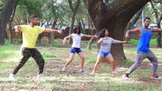 Major Lazer - Cold Water (feat. Justin Bieber & MØ) | Dance Fitness | Zumba | Spartacus Chinnappan