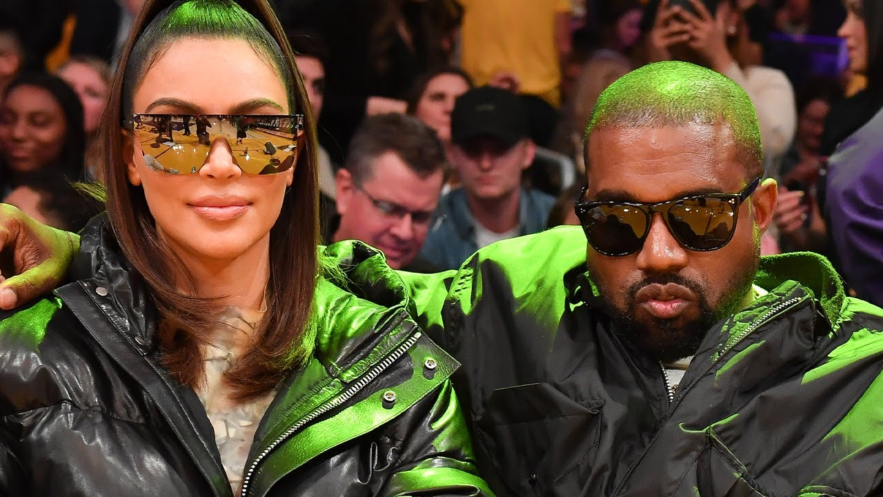 Kim Kardashian & Kanye West seeing love doctor to help them spice things up in the Bedroom!