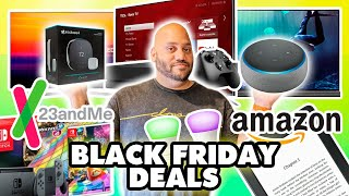 Amazon Cyber Monday & Black Friday Tech Deals 2018: 4K TVs, Smart Home Tech, & Gaming!