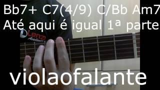 A vingança - Dilsinho (vídeo aula) tutorial