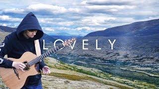 Lovely - Billie Eilish ft. Khalid - Fingerstyle Guitar Cover
