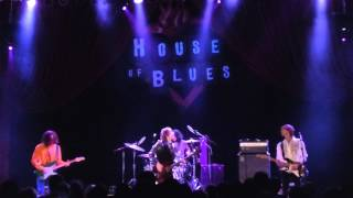 Blue Dream - Get Down/Funk Jam - Chicago House of Blues 2013.08.11