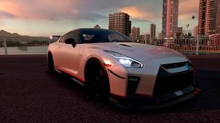 Forza Horizon 3 - Nissan GTR 17 - 300km/h 360Entry (Gang Up ft. 2 Chainz, Wiz Khalifa, PnB Rock)