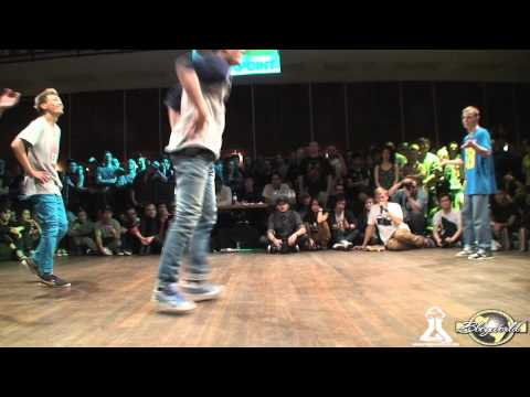 SINE CREW vs TATANAKA | FLOOR WARS 2012