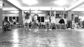 Ice Cream Cake (Red Velvet) - Dance Cover Practice 01
