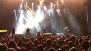 Entombed A.D. - Revel In Flesh (Resurrection Fest 2016)