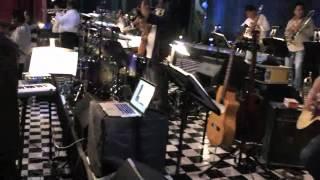 Juan Gabriel : Ensayos previos al concierto (06)