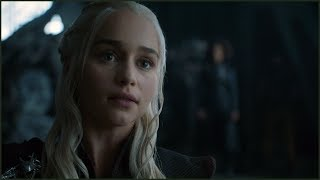 "Game of Thrones S7E3 - Daenerys speech ""I was born to rule the seven kingdoms"""