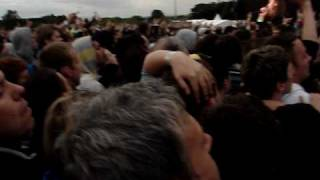 Kasabian - L.S.F - Crowd singing -Heaton Park - 7th June
