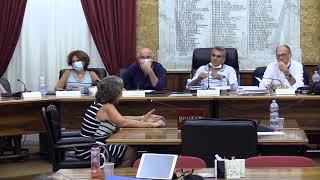 Consiglio Comunale di Marsala del 03 AGOSTO2020