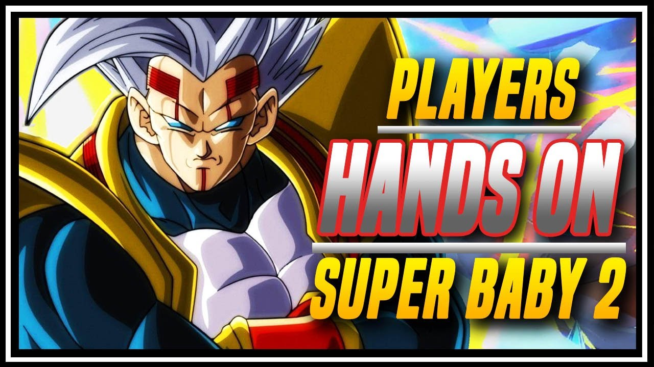YogaFlame24 - DBFZ ➤ Xbox Players Hands On Super Baby 2  [ Dragon Ball FighterZ ]