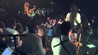"Electro Deluxe Live au Trianon - ""Smoke"" feat. Nina Attal"